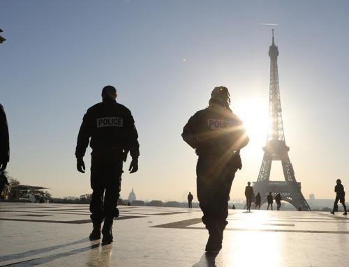 14-Juillet et finale de Coupe du monde : 12.000 forces de l'ordre mobilisées dans Paris et sa région