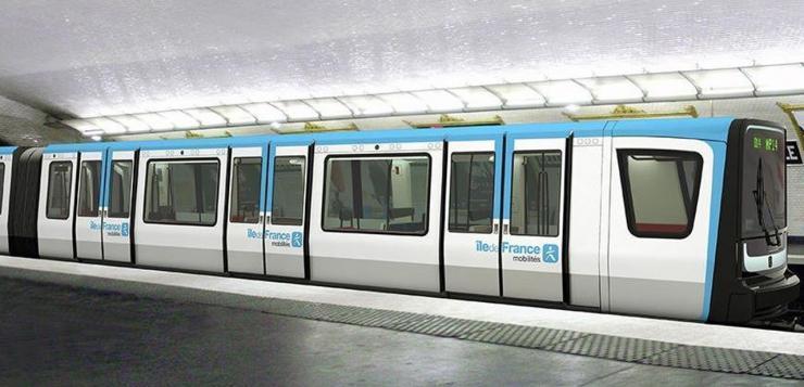 Grand Paris : commande de 53 rames à Alstom pour le métro