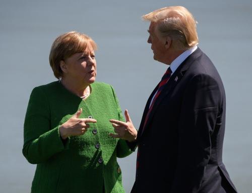Virulente charge de Trump contre l'Allemagne au sommet de l'Otan