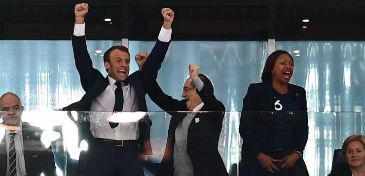 Y a-t-il un «effet Coupe du monde» sur la popularité des présidents ?