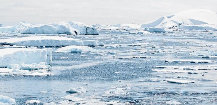 La fonte des glaces devient irréversible sur l'ouest de l'Antarctique