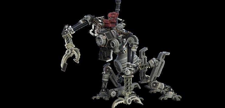 Robotique : l'humain restera le maître