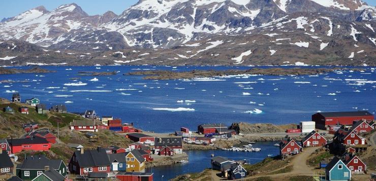 Tasiilaq (Groenland)