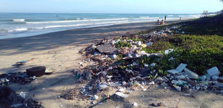 Le monde croule sous les déchets