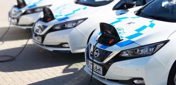 Le défi du recyclage des batteries des voitures électriques
