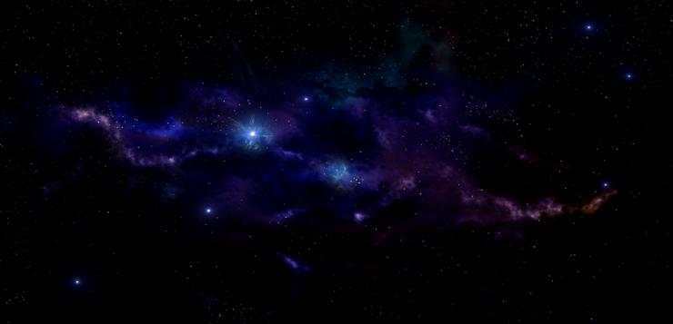 Découverte d'un arc de galaxies s'étendant sur plus de 3 milliards d'années-lumière