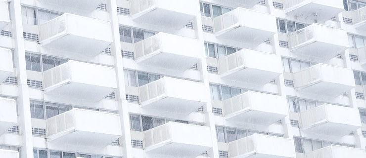 Le blanc minimise les effets du réchauffement climatique