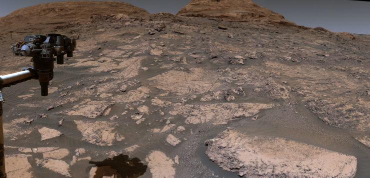 Les dernières images à couper le souffle de Mars