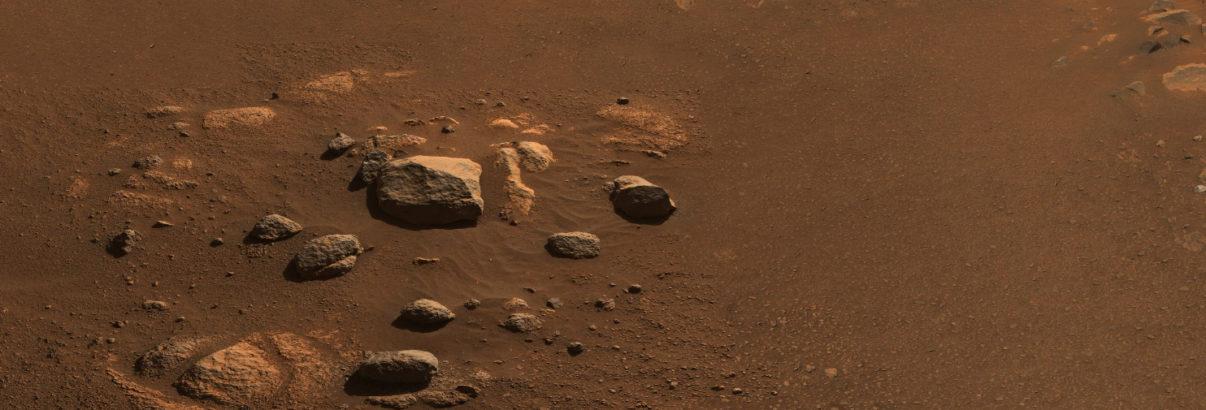 Les belles images de Mars en 4K
